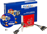 AViaLLe Sequoia TW-04x12-P