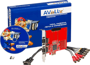 AViaLLe Sequoia TW-04x25-E