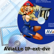 AViaLLe IP-ext-dvr