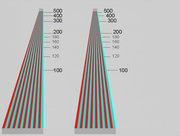 Горизонтальное цветовое разрешение. Изображение, полученное системой AViaLLe.
