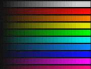 Оценка динамического диапазона изображения. Изображение, полученное системой AViaLLe, степень сжатия равна 50.