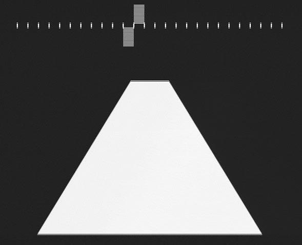 С  помощью динамической таблицы тестового генератора TPG1000 Lite удалось  обнаружить дефект цифрового видеорегистратора, который сращивал поля из  соседних кадров и к тому же путал их местами. В итоге получилась  гребенка даже на статичном изображении. А что будет при движении?